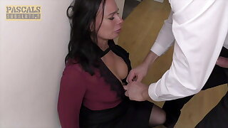 PASCALSSUBSLUTS, Busty Eva May Dominated Increased by Fucked Roughly