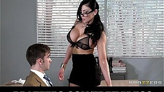 Horny college prof Audrey Bitoni steals her partisan from his GF
