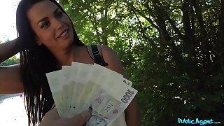 Public Agent - Big Boobs Jizzed On For Cash 1 - Chloe Lamour