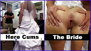 XXXPAWN - Here Cums The Bride, Abby Rose, Looking To Mania Her Previously to